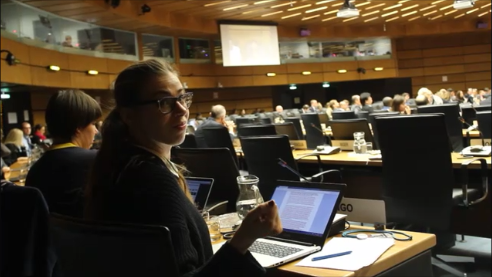 Orsi Feher, Global Fellow for Europe