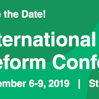 Are you coming to Reform Conference?