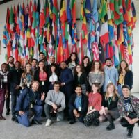 Youth at risk and youth on show – Young people's engagement in global drug policy reform