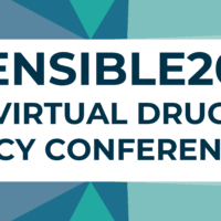 Today is the first day of #Sensible2020: The Virtual Drug Policy Conference