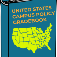 Our U.S. Campus Policy Gradebook has been updated!