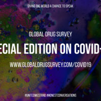 Participate in the Global Drug Survey