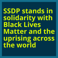 SSDP UK Committee Statement of Solidarity