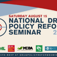 Join SSDP for the National Drug Policy Reform Seminar