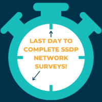 SSDP Network Surveys Are Due Today