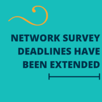 SSDP Network Survey Deadlines Have Been Extended