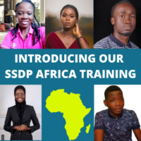 Introducing Our SSDP Africa Orientation Training
