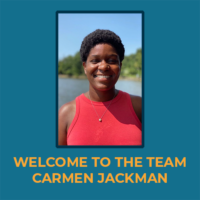 SSDP Welcomes Carmen Jackman to the Team