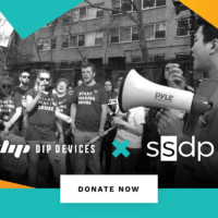 Donate to SSDP and be entered to win an EVRI Starter Pack