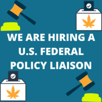 SSDP Is Hiring A U.S. Federal Policy Liaison!