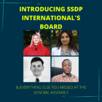 Introducing the SSDP International Board & everything else you missed at the General Assembly