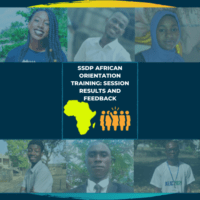 SSDP African Orientation Training: Session Results and Feedback