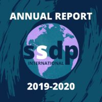 SSDP International's First Annual Report (2019-2020) Has Been Released
