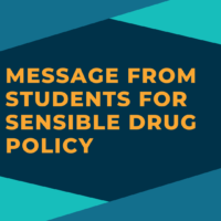 Statement on Biden Harris First Year Drug Policy Priorities