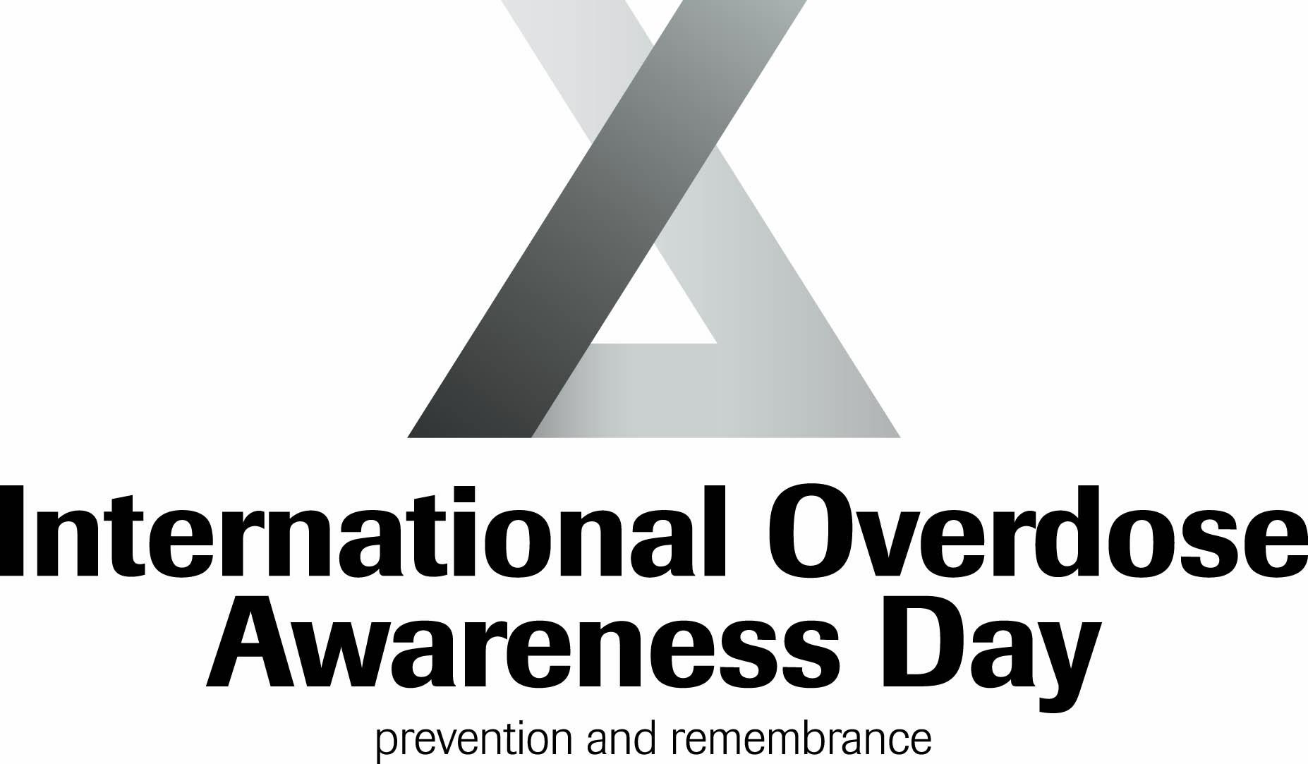 International Overdose Awareness Day Logo