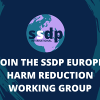 SSDP's European Committee is Recruiting New Members for its Harm Reduction Working Group