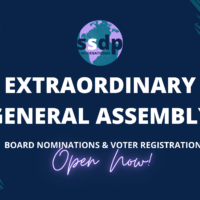Announcing SSDP International's Extraordinary Board Elections and General Assembly