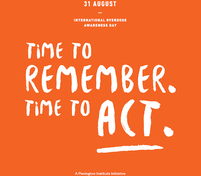 Time to remember. Time to act.