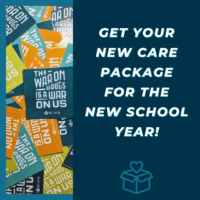 Get Your New Care Package for the New School Year!