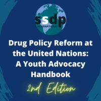 SSDP International Launches the Second Edition of Drug Policy Reform at the United Nations: A Youth Advocacy Handbook