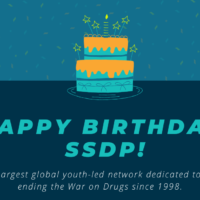 Here's to 23 years of Students for Sensible Drug Policy
