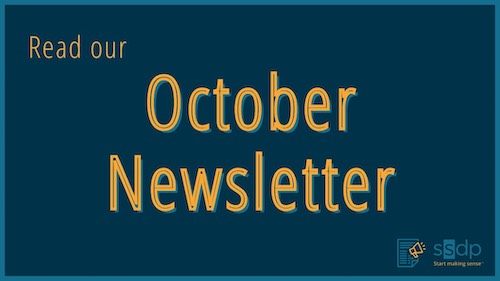 Read our October Newsletter